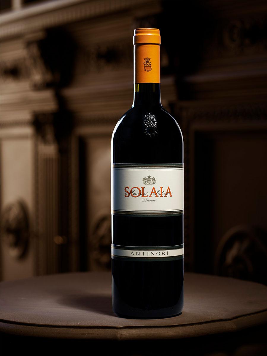 Solaia vino