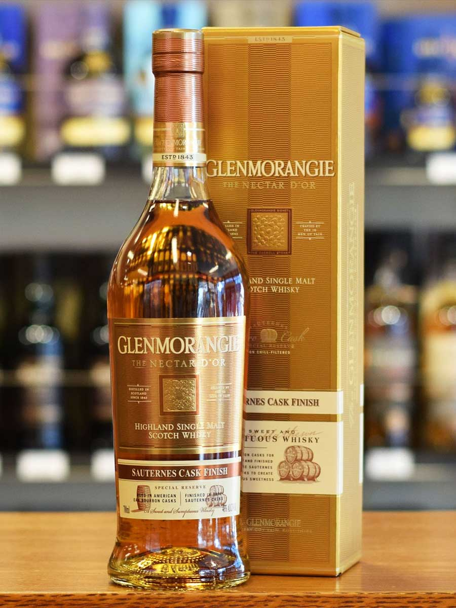 Glenmorangie Nectar Dor beau