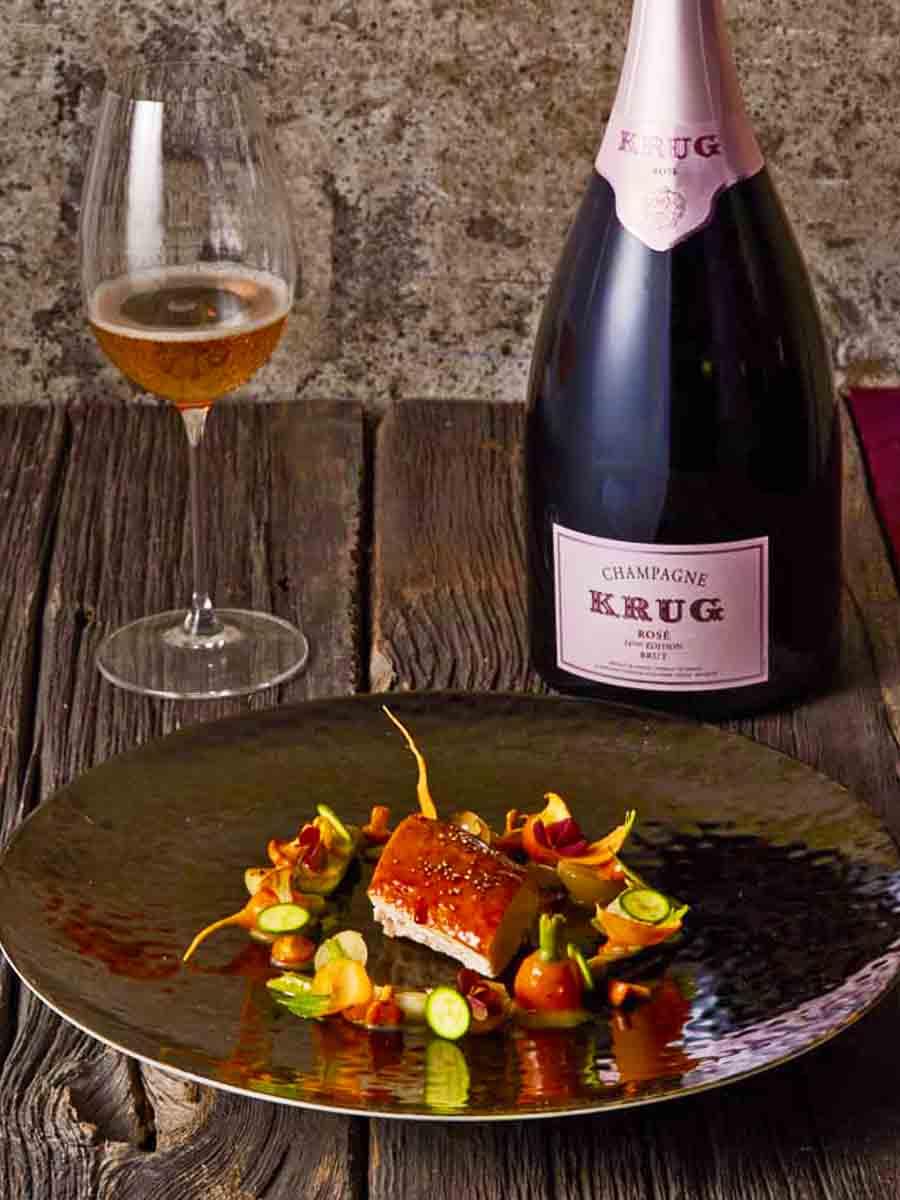 Krug-Rose-Champagne
